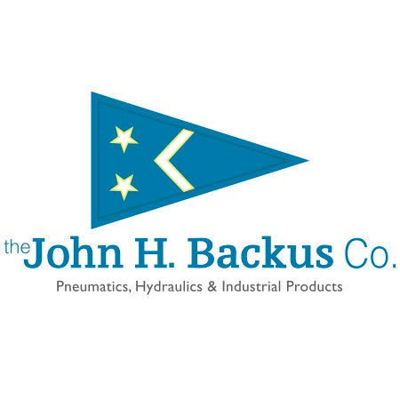 John H. Backus. It's the Name in Fluid Power that Matters Most.
