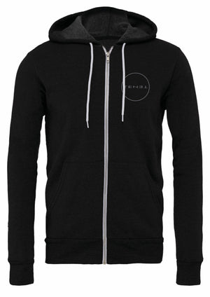 Open image in slideshow, TRIFECTA ZIP-UP HOODIE