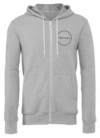 Trifecta Zip-up Hoodie