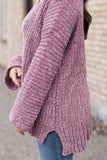 Landon Chenille Sweater - STONE AND WILLOW