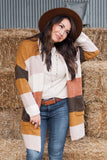 Harvest Cardigan - STONE AND WILLOW