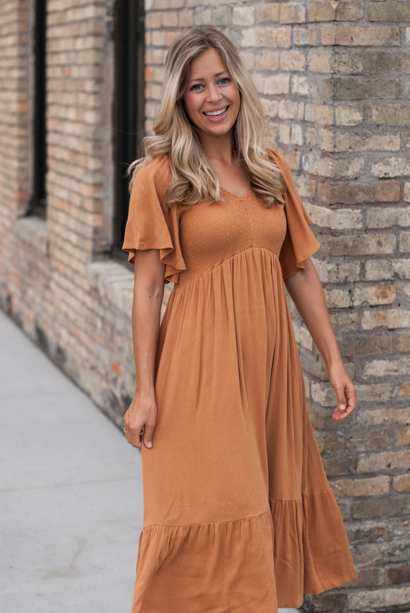 Melody Midi Dress - PREORDER