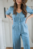 Bristol Denim Jumpsuit FINAL SALE