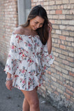 Eden Floral Romper - Final Sale
