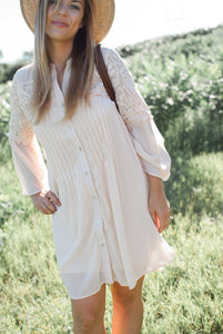 Miranda Shift Dress - Final Sale - STONE AND WILLOW
