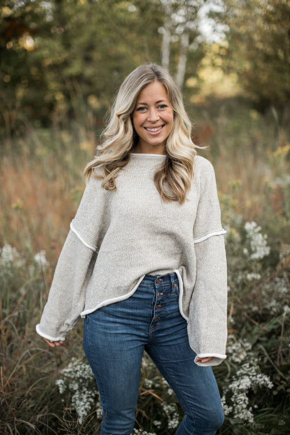 Madison Sweater - Final Sale