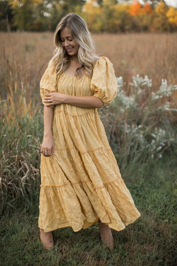 Sienna Tiered Maxi - FINAL SALE