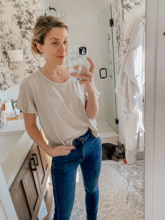 Millie Casual Top - FINAL SALE