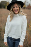Margie Mock Neck Sweater - FINAL SALE