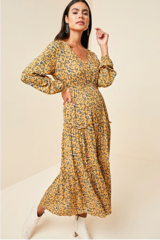 Rosalyn Maxi Dress