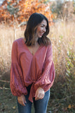 Phoenix Balloon Sleeve Blouse