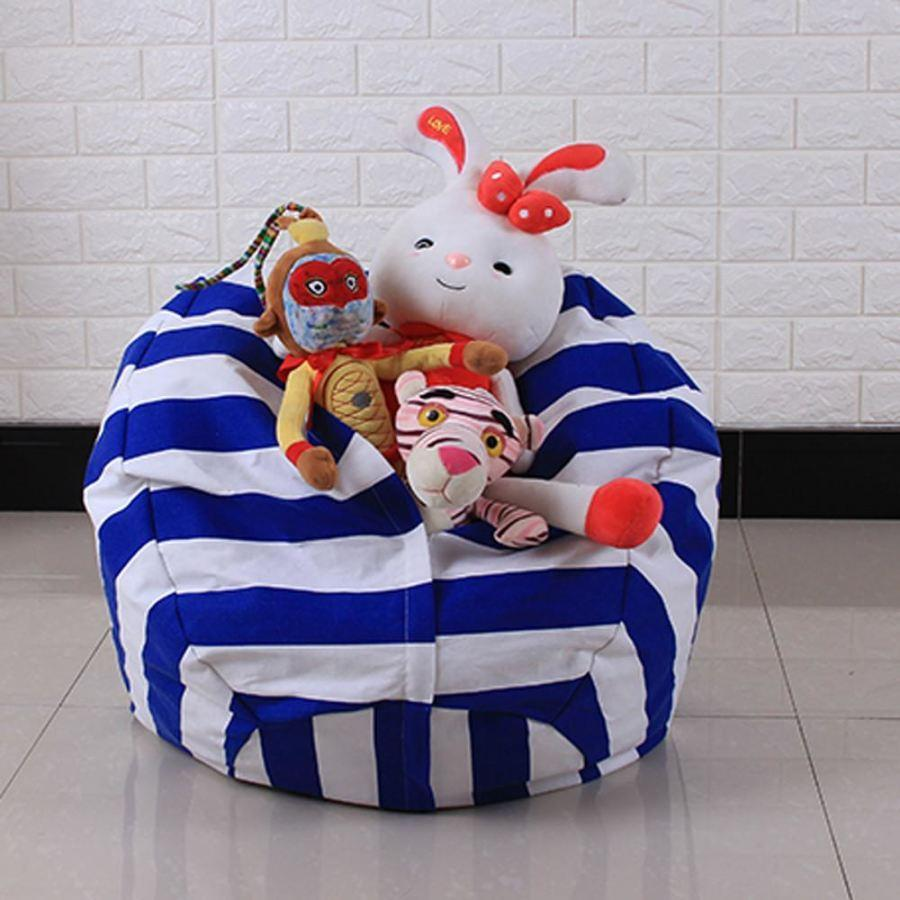 Admirable Stuffed Animal Storage Bean Bag Alphanode Cool Chair Designs And Ideas Alphanodeonline