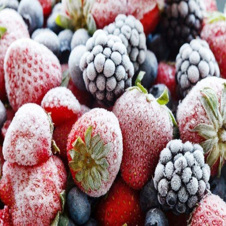 FROZEN FRUITS, PUREES, TARTS & MORE