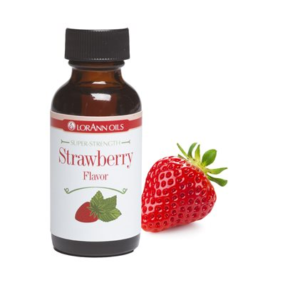 LorAnn Oils Strawberry Flavor  - 1 OZ