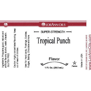 LorAnn Oils Tropical Punch Flavor  - 1 OZ