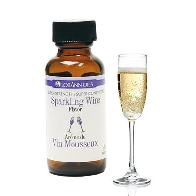 LorAnn Oils Sparkling Wine (formerly Champagne) Flavor  - 1 OZ