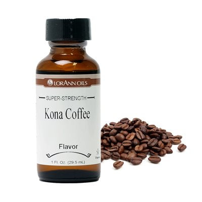 LorAnn Oils Coffee Flavor, Kona   - 16 OZ