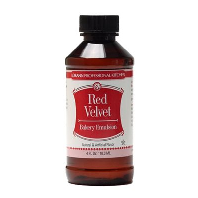 LorAnn Oils Red Velvet Bakery Emulsion   - 16 OZ