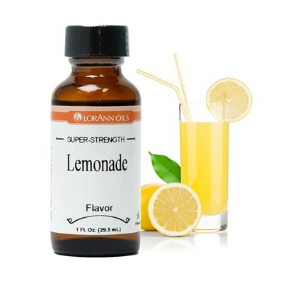LorAnn Oils Lemonade Flavor  1 oz