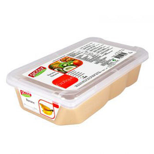 Frozen Banana Fruit Puree x 1 kg
