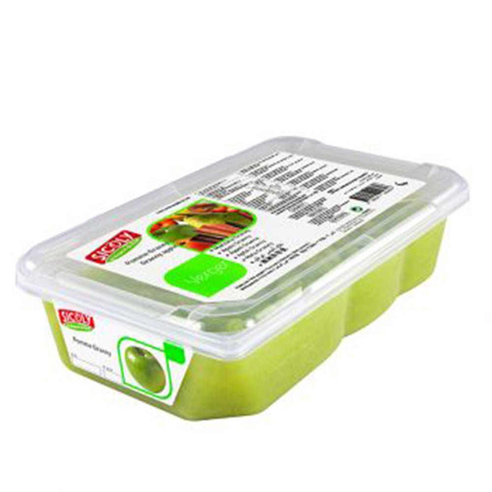 Frozen Green Apple Fruit Puree x 1 kg