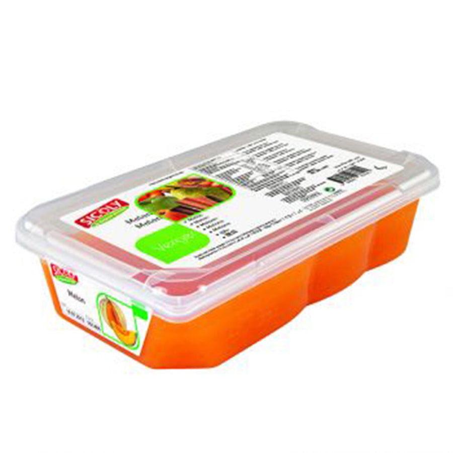 Frozen Melon Fruit Puree x 1 kg