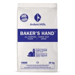 Baker's Hand All Purpose Flour 20 kg