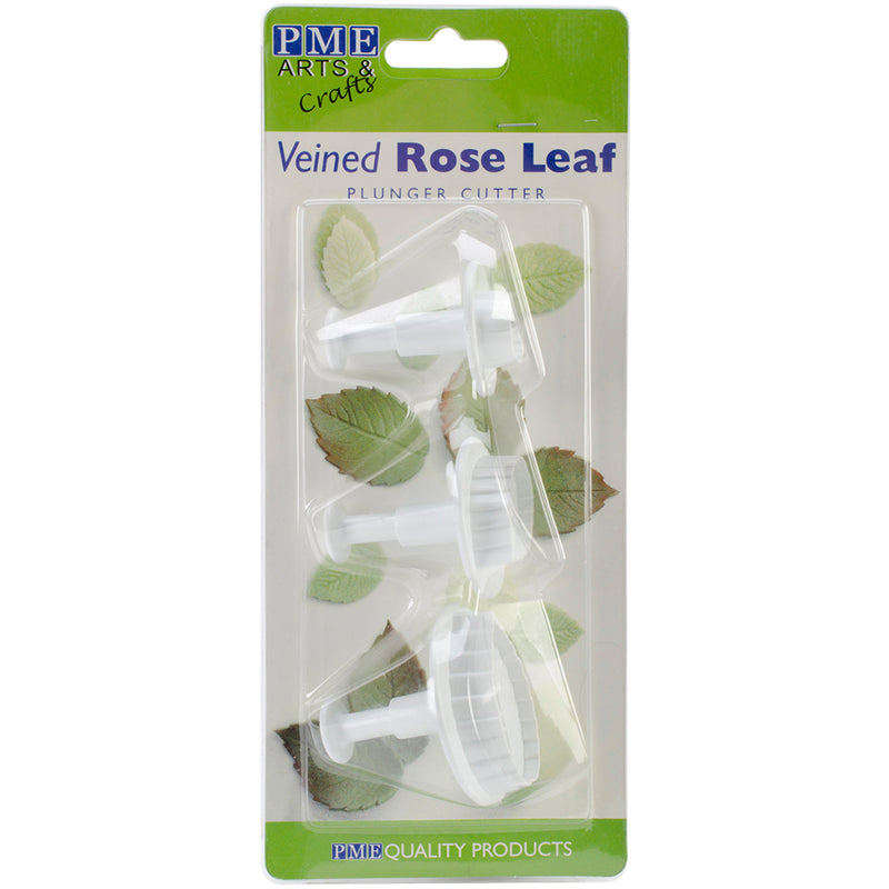 PME Rose Leaf/Plunger Set [43-530RL]
