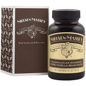 Nielsen Massey Madagascar Bourbon Pure Vanilla Bean Paste, 32 Fluid oz