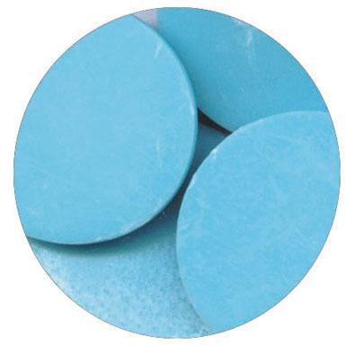 Blue Melting Wafers,  1 lb