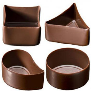 Assorted Dark Chocolate Cup 200 cups