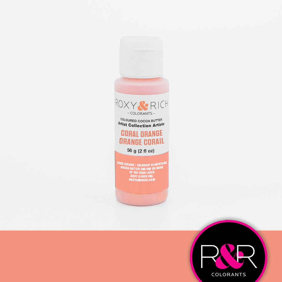 Roxy & Rich Cocoa Butter Coral (# BC2-023) - 2 OZ