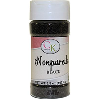 Black Nonpareils, 3.8 oz
