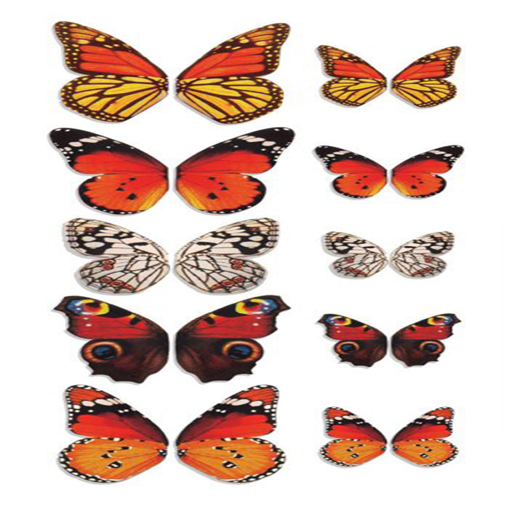 Butterflies Assorted Chocolate Decoration (CB577)