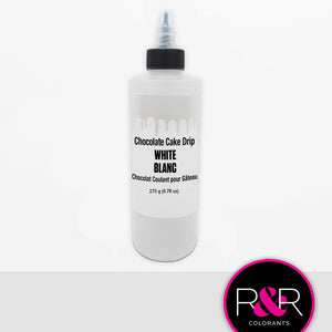 Roxy & Rich Cake Drip White (# CD9-001) - 9.7 OZ