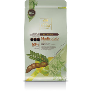 Cacao Barry Madirofolo Dark Chocolate Couverture Min. 65% Cocoa 1 kg