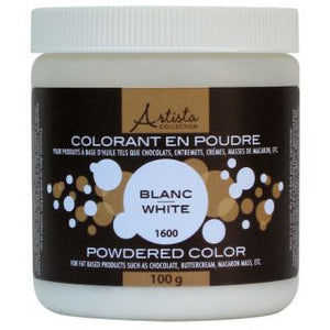 White Powdered Color 50 gm