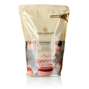 Callebaut Strawberry Crispearls 800 g