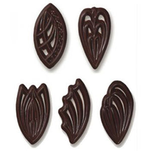 Exclusives Dark Chocolate Decoration