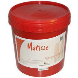 Matisse Jam Raspberry – Seedless, 14 kg