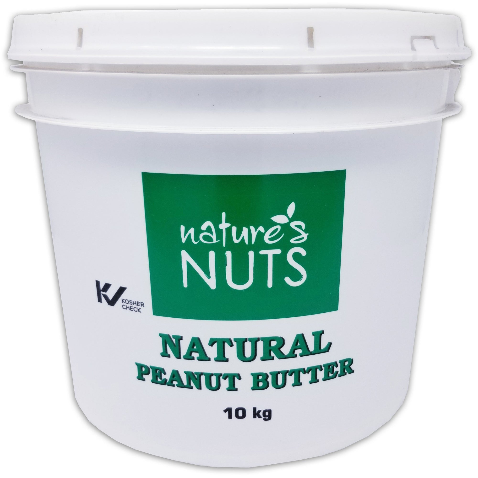 Natural Peanut Butter 10 Kg