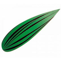 Pcb Dark Chocolate Long Green Leaf Dã‰cor