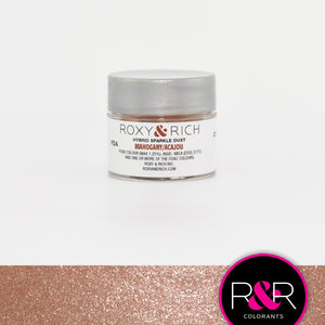 Roxy & Rich Hybrid Sparkle Dust Mahogany (#S2-028) - 2.5 gm