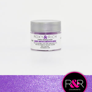 Roxy & Rich Hybrid Sparkle Dust Burnt Amethyst (#S2-043) - 2.5 gm