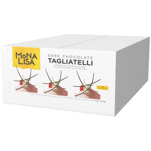 Mona Lisa Tagliatellis Chocolate Needles 2 kg