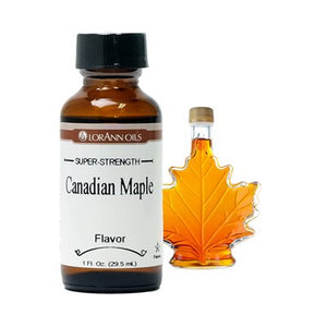 LorAnn Oils Canadian Maple Flavor - 1 OZ
