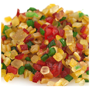 Regular Glace Fruit Mix 15 Kg