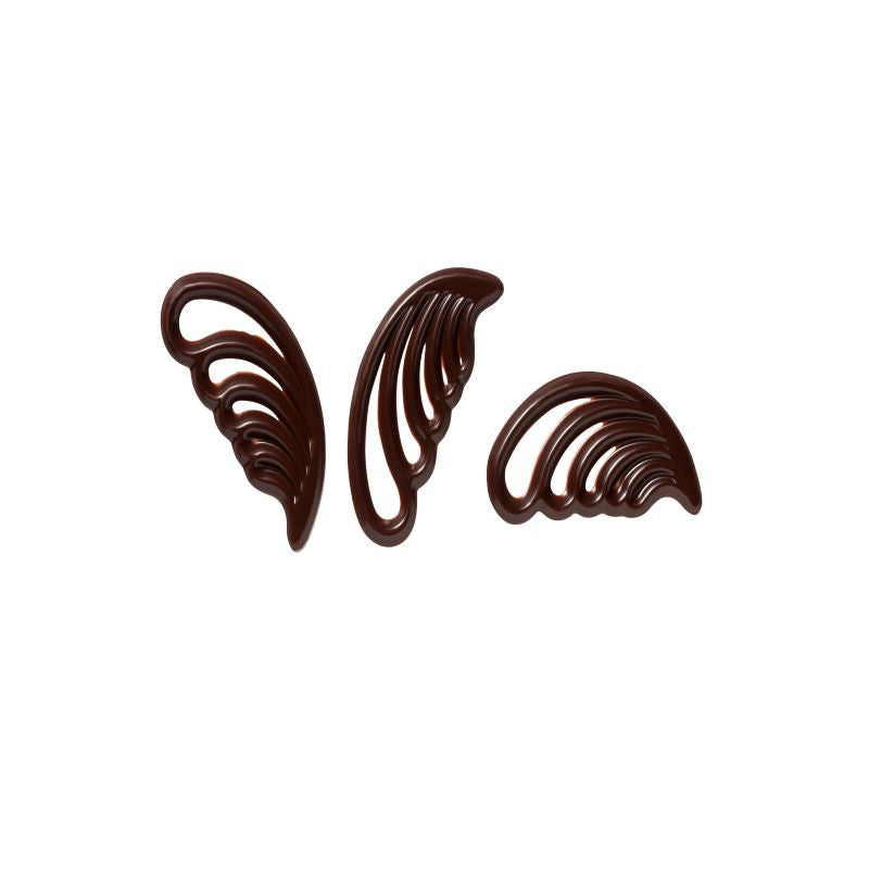 Callebaut Chocolate Feathers 500 pieces