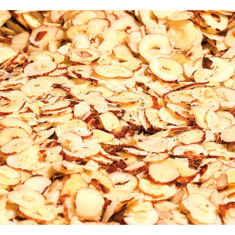 Almond Natural Sliced 25 Lbs