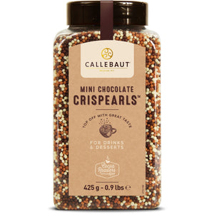 Callebaut Mini Chocolate Crispearls 425 g